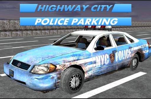 無料赛车游戏AppのHighway市警察の駐車場|記事Game