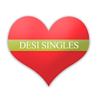 DesiSingles #1 for Indian Female Singles Matrimony icon