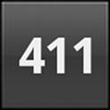 Droid 411 icon