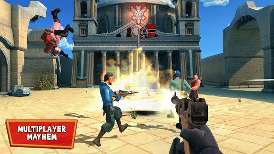 Blitz Brigade - Online FPS fun Screenshot 29
