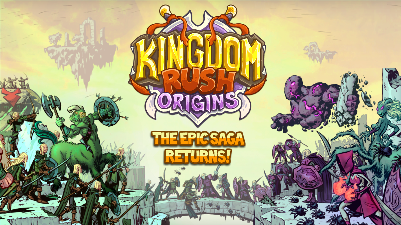 Kingdom Rush Origins screenshot #1