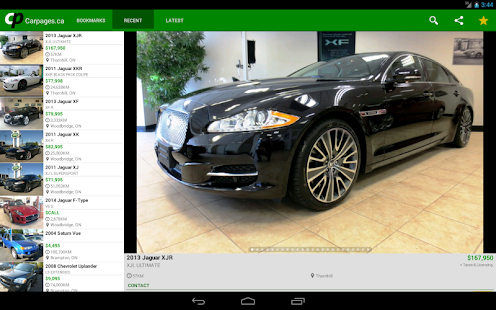 Carpages.ca - Used Cars Canada- screenshot thumbnail