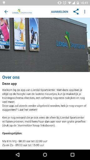 Lierdal Sportcenter