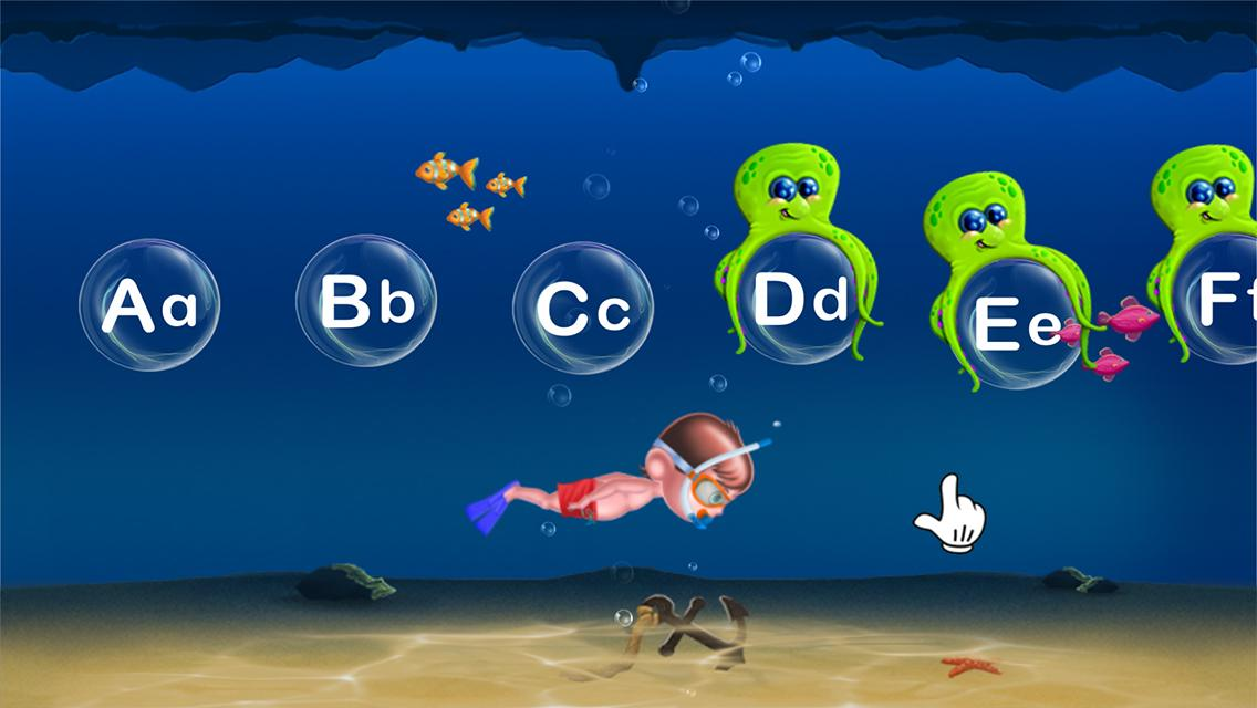 Diving Adventures a-z- screenshot