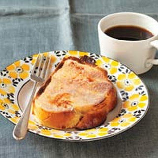 Condensed Milk Toast Recipe