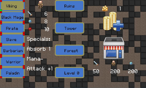 手機地下城Roguelike RPG