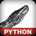 Python in a Nutshell logo