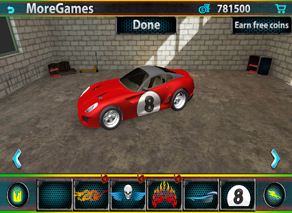 3d car tuning park simulator android apps on google play. Black Bedroom Furniture Sets. Home Design Ideas