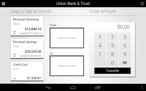 Union Bank & Trust - screenshot thumbnail