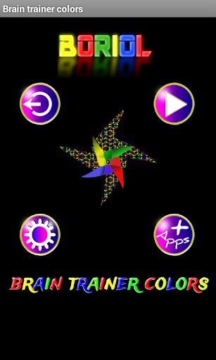 Colors Game Kids Brain Free