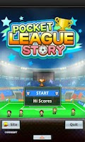 Screenshot of Pocket League Story