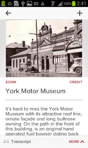【免費教育App】Shire of York Trails & Tours-APP點子
