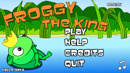 Froggy The King
