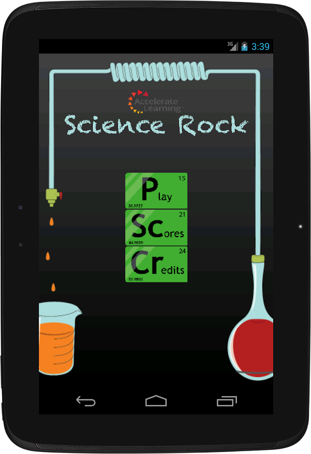 Science Rock- screenshot