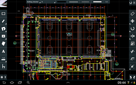 CAD Touch Free APK screenshot thumbnail 3