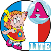ABC Bubbles - French. Lite.