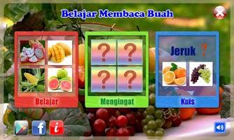 Screenshot of Belajar Membaca Buah
