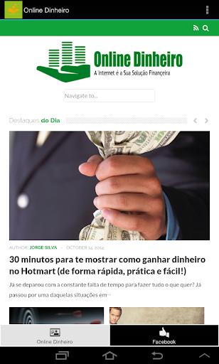 Online Dinheiro