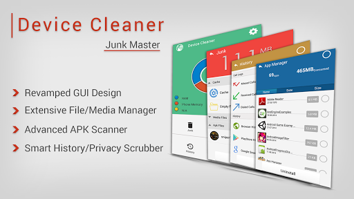 Device Cleaner - Cache Clean for PC