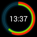 Ring Clock Widget icon