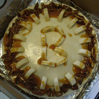 Red Lobster's Bananas Foster Cheesecake