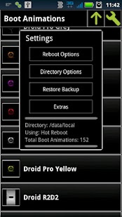 Boot Animation Manager - screenshot thumbnail