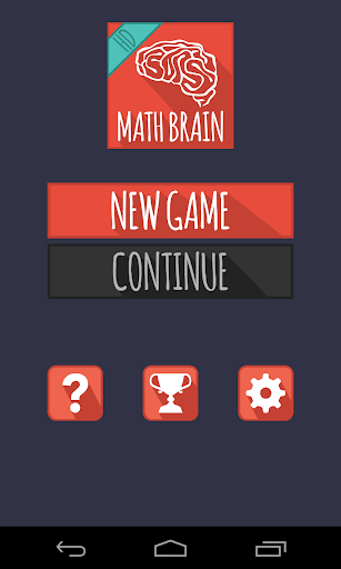 【免費解謎App】Math Brain HD-APP點子