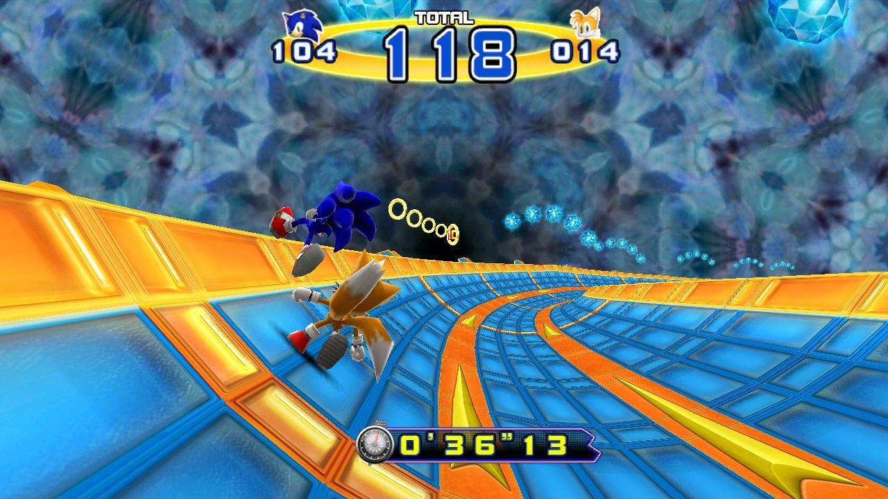 Sonic 4 Episode II screenshot #2