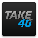 Take 40 logo