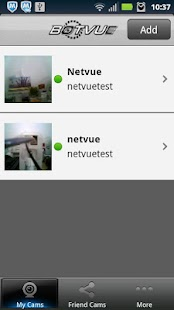 BotVue (for phone) - screenshot thumbnail