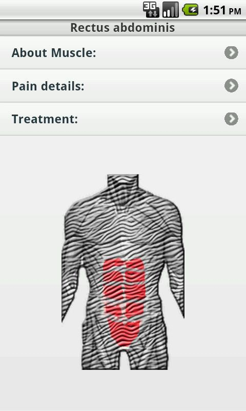 Pain Treatment - screenshot