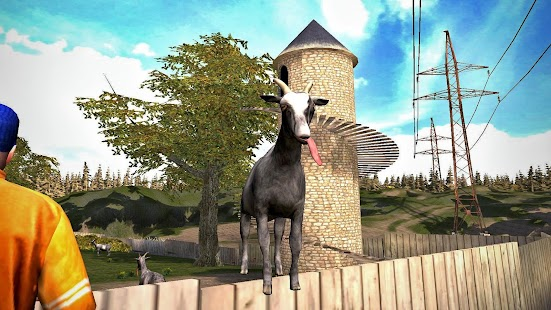 Goat Simulator- screenshot thumbnail