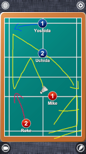 Badminton Board- screenshot thumbnail