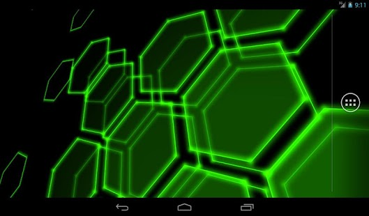 Digital Hive Live Wallpaper - screenshot thumbnail