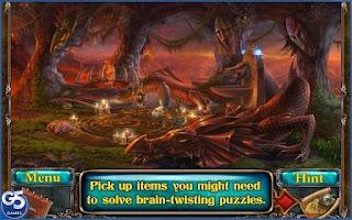 Screenshot of Lost Souls: Enchanted Painting