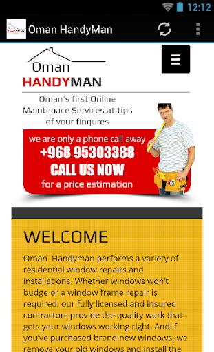 Oman HandyMan