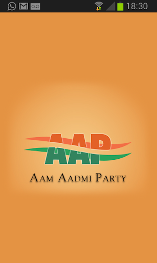 Aam Aadmi Party AAP