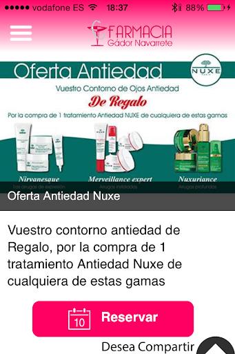 Farmacia Gador Navarrete