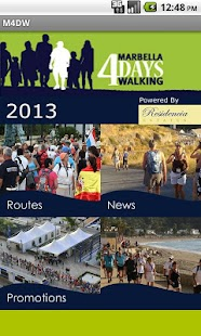 Marbella 4 Days Walking - screenshot thumbnail