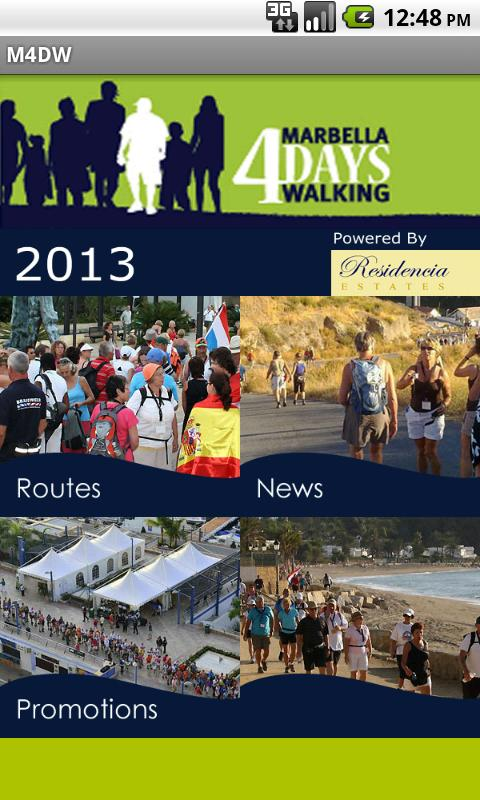 Marbella 4 Days Walking - screenshot