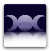 Magic Moon Widget
