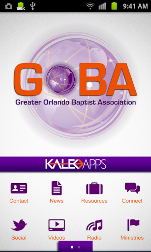 Greater Orlando Baptist Asc.