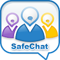 Safe Chat - Push SMS by chrome icon