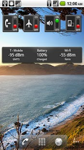 Auto Rotate Widget - screenshot thumbnail