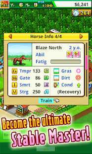 Pocket Stables Lite - screenshot thumbnail