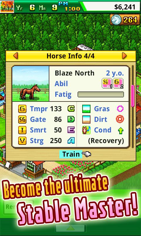 Pocket Stables Lite screenshot #4