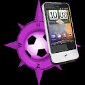 Damesvoetbal icon