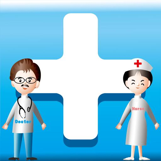 醫療App|多言語問診票 MultiQ(ドイツ語_日本語) LOGO-3C達人阿輝的APP