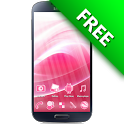 Pretty Pink GO Launcher Theme icon