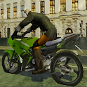 City Moto Races 3D icon